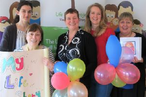 National Lottery Fund has awarded 31 grants in NI totalling �9,420,282, among them (pictured) the province wide Family Care Adoption Services.
