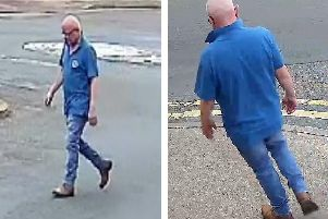 Do you know the man in these pictures?