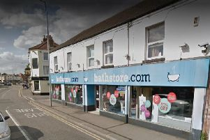 The Bathstore in St James is facing closure.