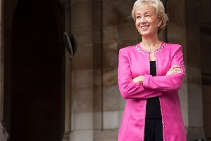 South Northamptonshire MP Andrea Leadsom
