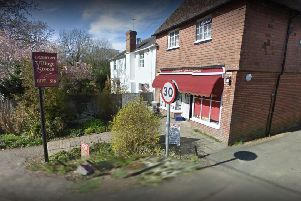 Laughton Post Office in Lewes has a new postmaster. Picture: Google Street View