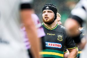 Karl Garside is now a full-time Saints player