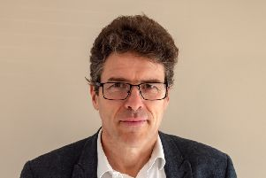Adrian Spurrell, Green Party candidate for 2019 Bedford Mayoral election