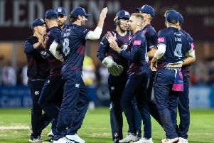 The Steelbacks have won just one T20 game so far this season