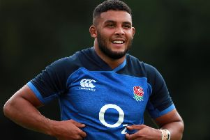 Lewis Ludlam is set to get some England game time on Sunday