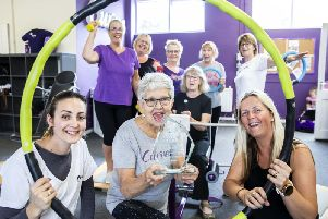 Curves in Moulton has won our Gym of the year for the fourth time running.