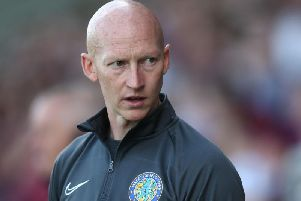 Danny Whitaker was placed in temporary charge after Sol Campbell stood down as manager during the week. Picture: Pete Norton
