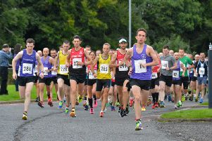 Defending men's champion Scott Rankin will be for Wednesday night's annual Dessie's Run.