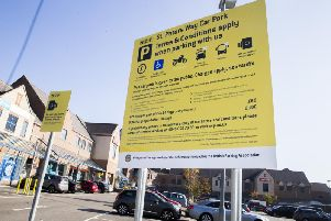 "Some shoppers feared they would be penalised after finding ""no way to pay"" for a ticket at a Northampton car park."