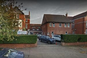 St Matthews Hospital in Kingsley, Northampton. Photo: Google