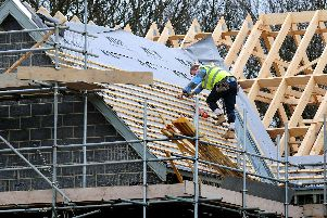 Portsmouth City Council hopes its new nitrate credit plan will allow it to recommence building new houses. Picture: Rui Vieira/PA Wire
