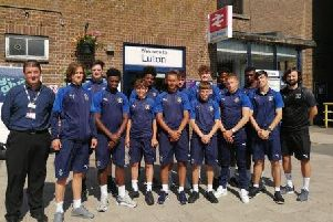 Budding young footballers have a great future thanks to LTFC and GTR