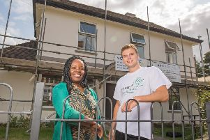 The house in Abington will become a care centre for young people with complex needs.