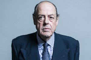 Mid Sussex MP Sir Nicholas Soames