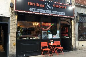 My Bar & Eatery, Albert Road, in Southsea.