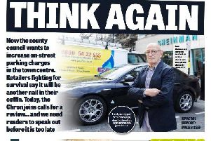 The Chronicle & Echo is campaigning for the county council to think again about the parking charges.
