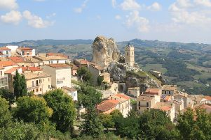 Molise in Italy is in need to a population boost.