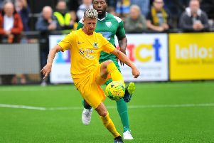Horsham's Chris Smith. Picture by Steve Robards