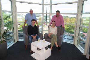 The HomeMove team is comprised of three former Harrison Murray employees.