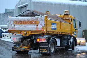 Northamptonshire County Council needs help naming its gritting lorries for this winter.