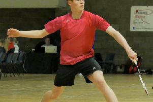 Jack Armstrong was in fine form in the Ulster U19 Open last weekend