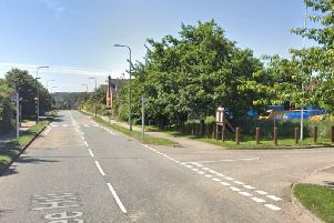 The incident took place in Curtlee Hill. Picture: Google Maps.