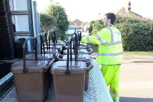 Northampton is upping its game when it comes to recycling
