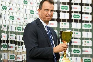 ECB chief executive Tom Harrison