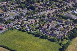 Residents off Boughton Road in Moulton have been told to keep their windows and doors shut following a gas leak.