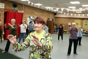 The popular Autumn Centre in Corby, which has a packed programme of life enhancing activities for the over 50s is one of the organisations due to lose its grant.