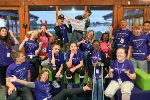 Young peoples' Over The Wall has chosen Northampton as the home of its first camp for teens.