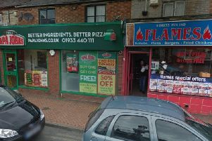 The paid of takeaways were shut down with immediate effect.