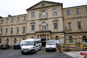 Northampton General Hospital could extending the waiting time for poorly patients needing a non-urgent operation.