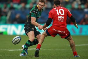 Dan Biggar played a starring role against Lyon last Sunday