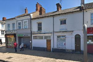 Planning documents have been submitted to the Guildhall this week to change 62 - 64 Wellingborough Road into flats and a restaurant.