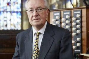 Sir Stephen Cleobury. Picture: Kings College.