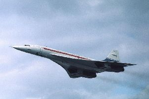 Concorde was one of the most famous aeroplanes in the world for having a maximum speed over twice the speed of sound, before being decommissioned in 2003. Photo: Getty Images