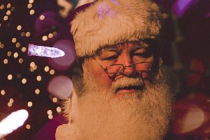 The Santa's grotto at Winterland MK came under fire in online reviews. Stock photo