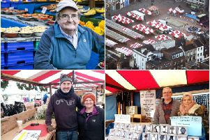 Market traders say they feel 'optimistic' about the future of the square in light of the new consultation.