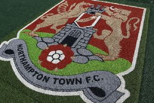 Cobblers are in FA Cup action