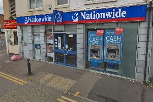 The Nationwide branch in St James was shut in October - but it could still become a new store for the high street.