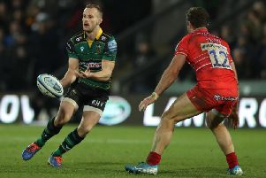Rory Hutchinson has been running the show for Saints this season