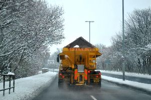 Northamptonshire's individual roads will now be gritted based on localised weather - or within two hours if there is a cold-snap...
