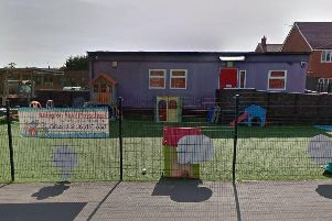 Abington Vale Playschool has been rated as 'inadequate' this month following it's previous 'good' report.