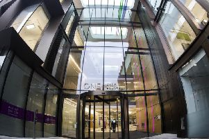 The draft budget proposals were unveiled at Northamptonshire County Council's HQ at One Angel Square