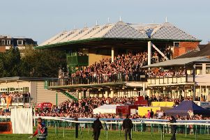 Warwick Racecourse. Photo supplied