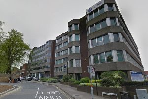 The driving theory test centre is located in Sol House.