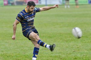 Worthing Raiders were without Matt McLean for the trip to Redruth. Picture: Stephen Goodger