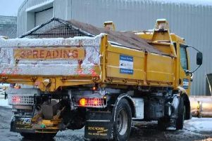Northamptonshire has 22 gritting lorries on stand-by as temperatures get ready to drop this weekend.
