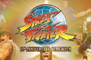 12 of the best Street Fighter games all in one place? What's not to love?